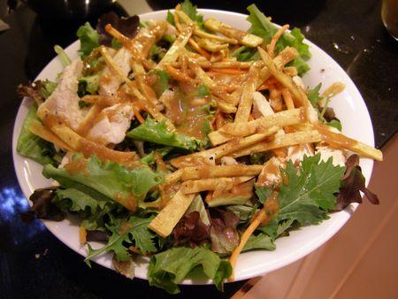Houstons salad take one