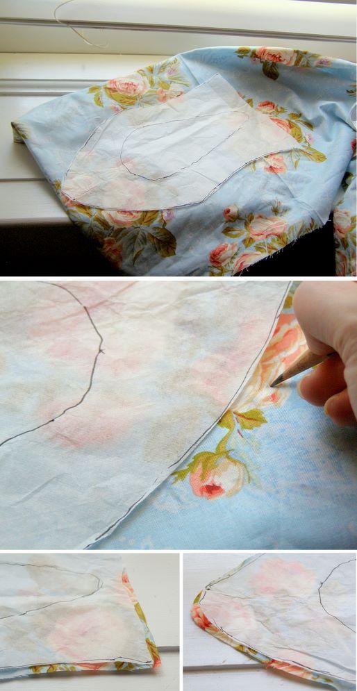 Tracing close-ups