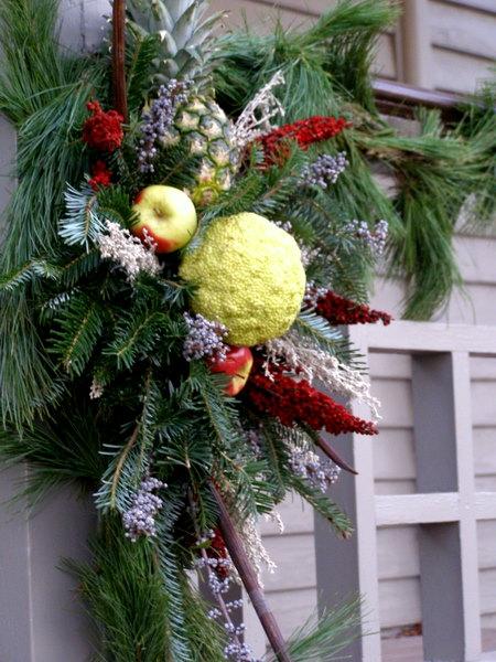 Williamsburg christmas