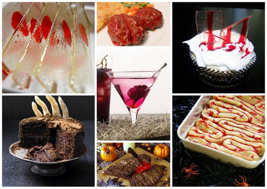 Dexter Party food ideas