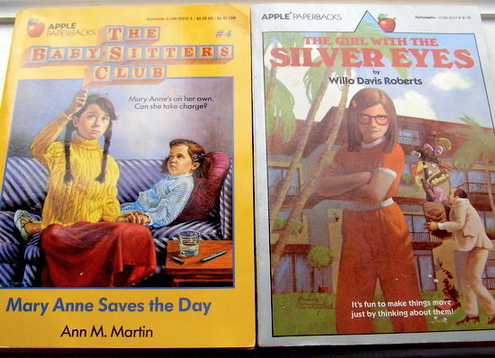 1980s book giveaway