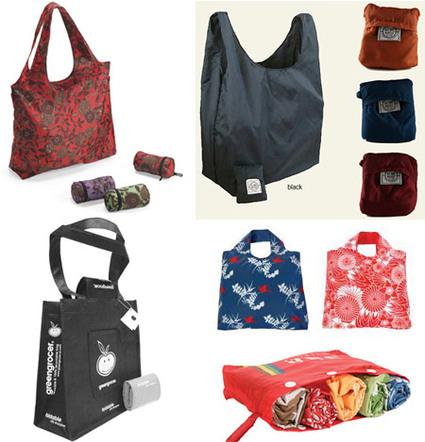 Reusable Nylon Shopping Bags | Bags More