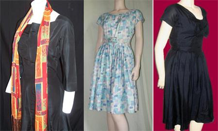 silk scarf dress. 1920s Art Deco Silk Scarf,